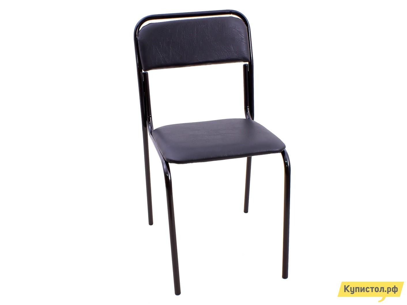 Офисный стул Пеликан Аскона Черный
