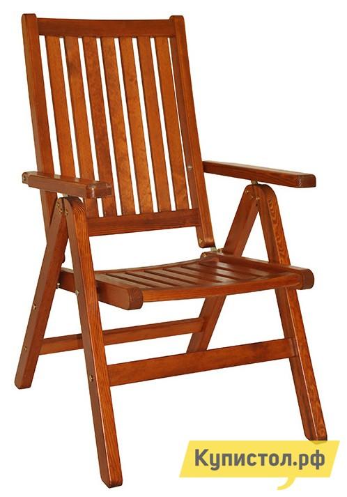 Садовое кресло Diva 161033 Fronto Коньяк