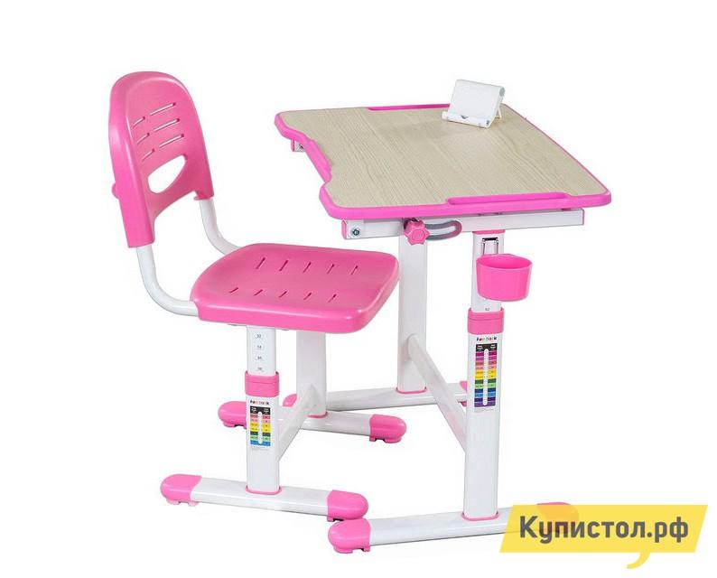 Парта Fun Desk PICCOLINO II Pink (розовый)