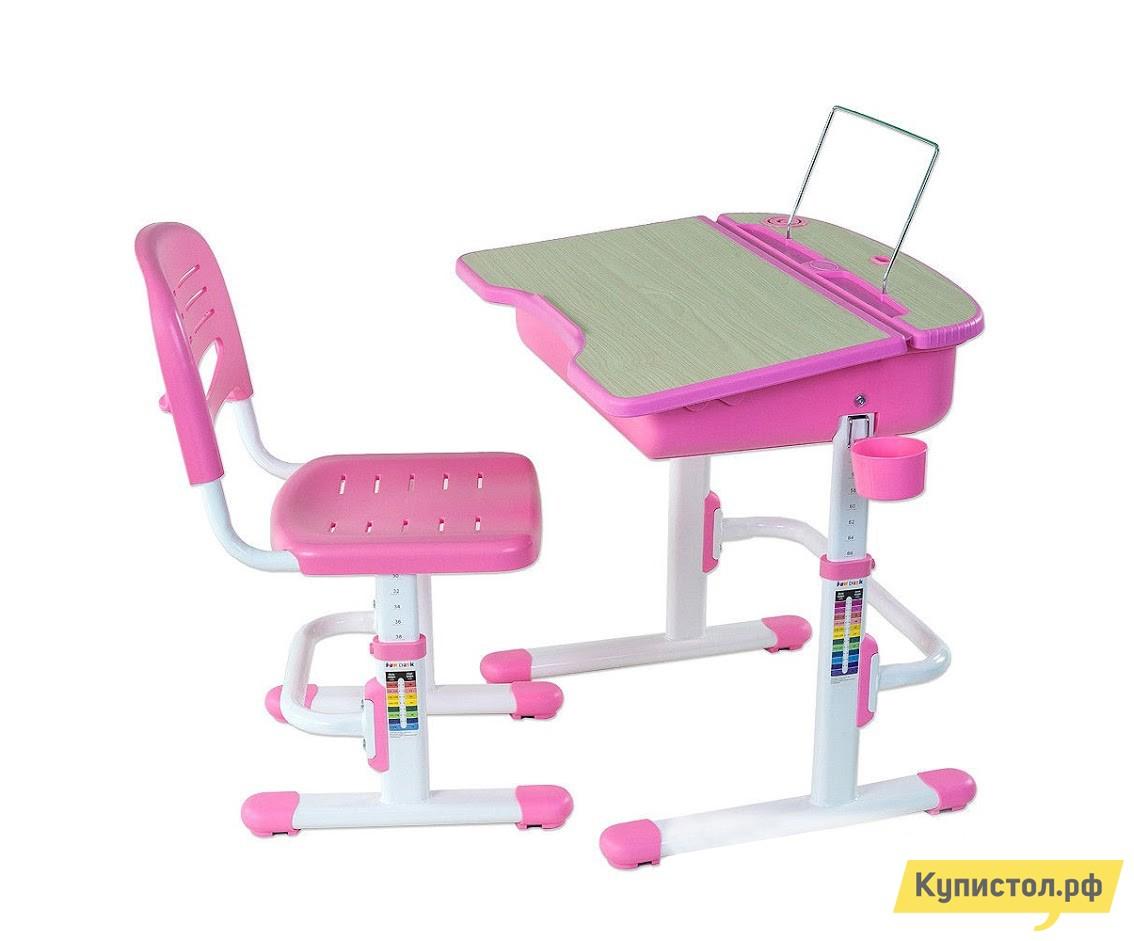 Парта Fun Desk Capri Pink (розовый)