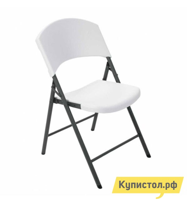 Садовое кресло Lifetime СС4409 / СС2810 Белый