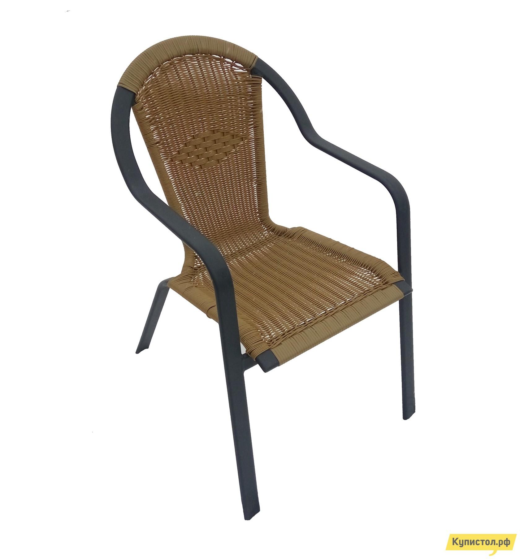 Садовое кресло Дачная Мебель Неаполь Ротанг GK