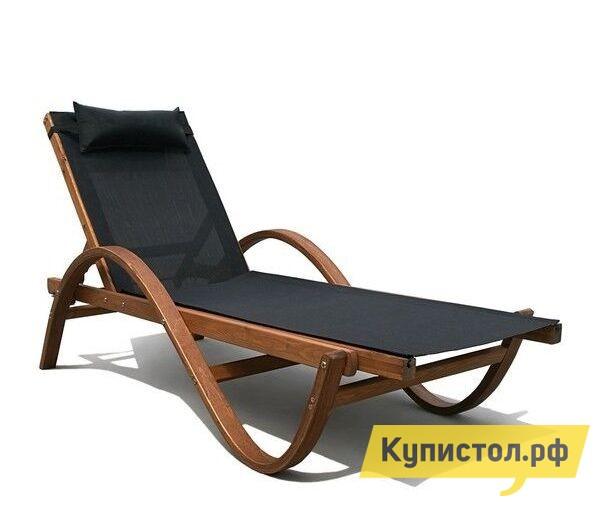 Шезлонг Афина-мебель AFM-511 Black