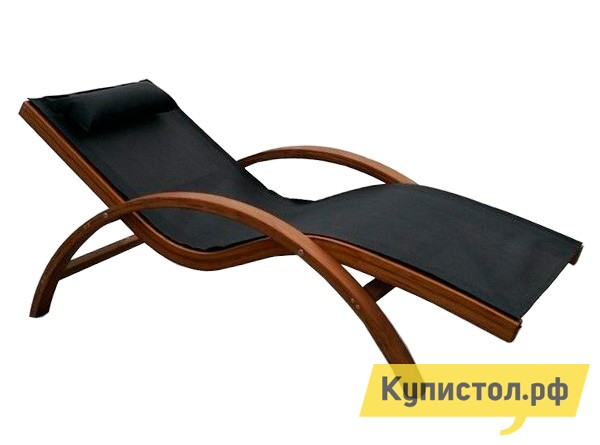 Шезлонг Афина-мебель AFM-503 Black