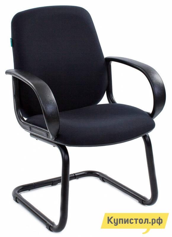 Офисный стул Бюрократ CH-808-LOW-V 80-11 Черный