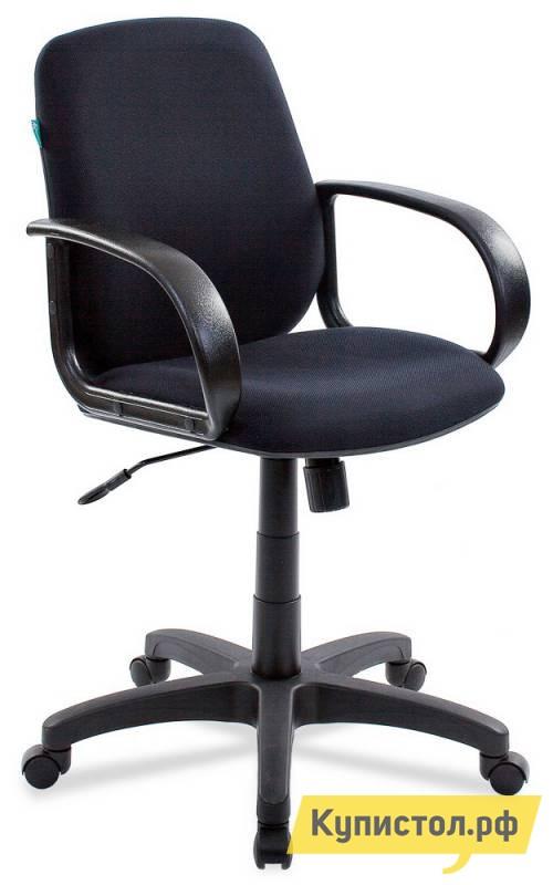 Офисное кресло Бюрократ CH-808-LOW 80-11 Черный