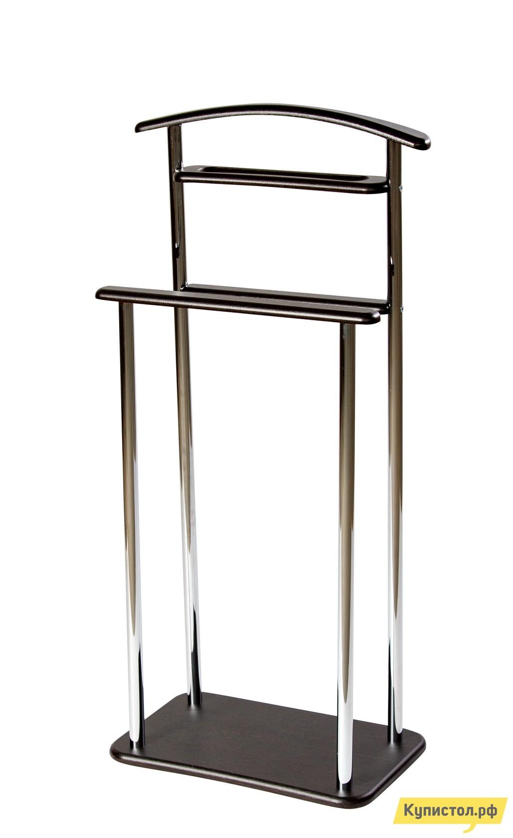 Костюмная вешалка Калифорния мебель Костюмная вешалка Элдридж Венге