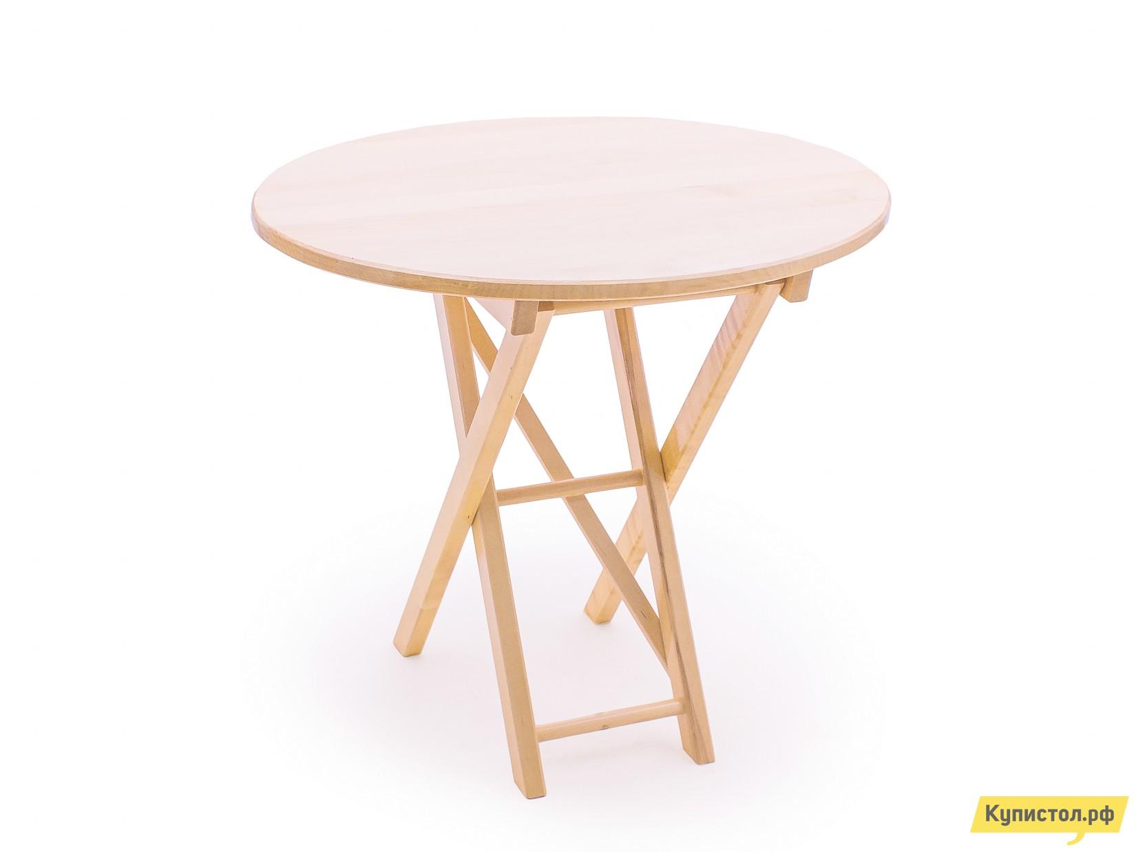 Садовый стол СМКА СМ049Б Береза