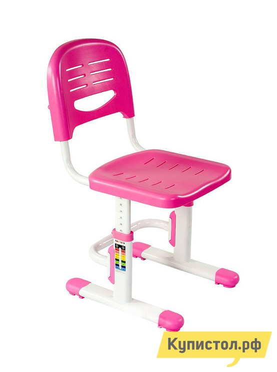 Стул Fun Desk SST3 Pink (розовый)
