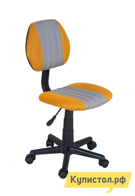 Компьютерное кресло Fun Desk LST4 Серый / Желтый