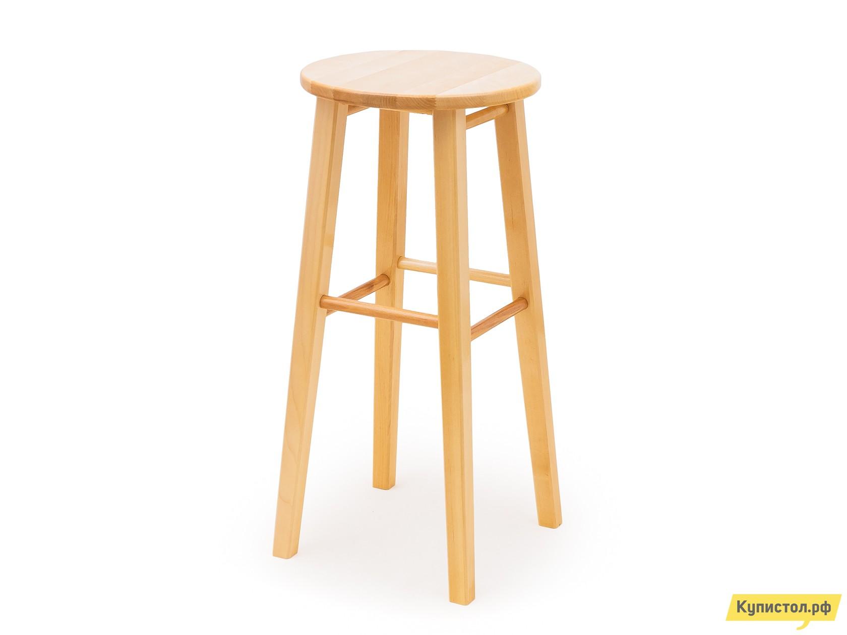 Барный стул СМКА КМ023Б Береза