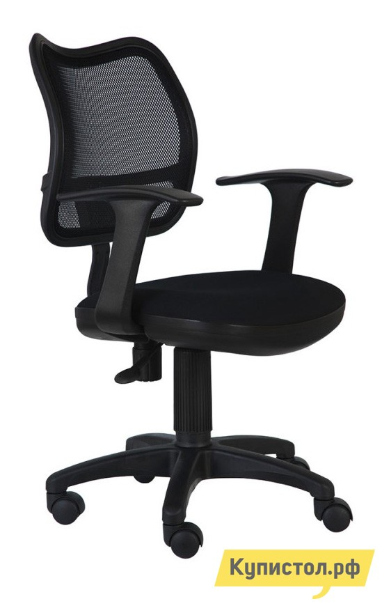 Офисное кресло Бюрократ CH-797AXSN 26-28 черный