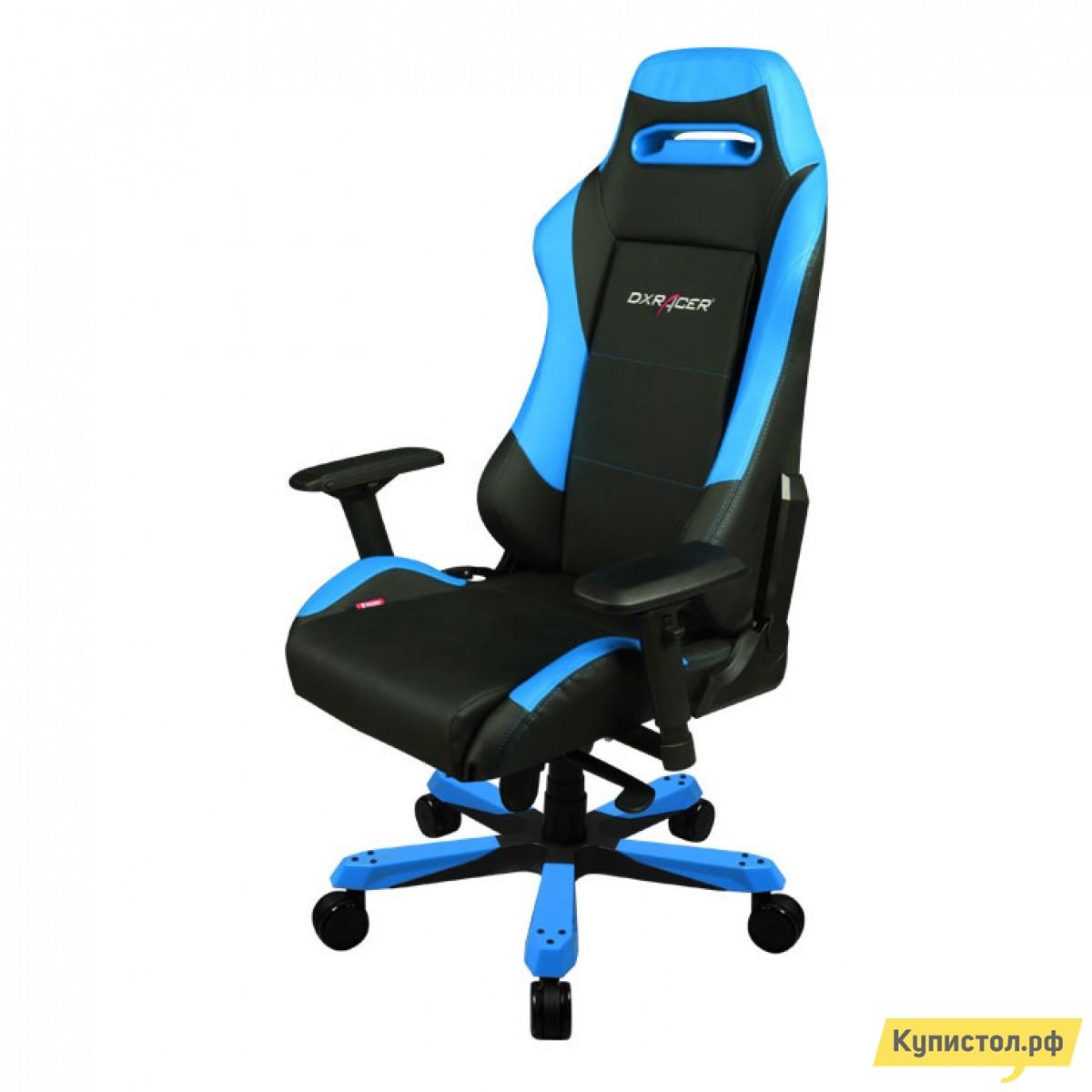Компьютерное кресло DxRacer OH/IS11/N Черный / Синий