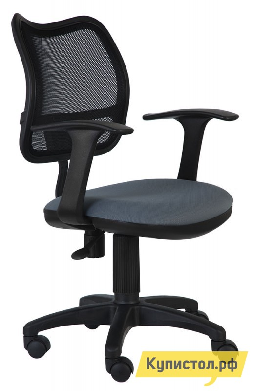 Офисное кресло Бюрократ CH-797AXSN 26-25 серый